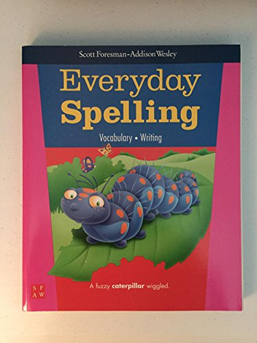 9780673601377: Everyday Spelling: Grade 3