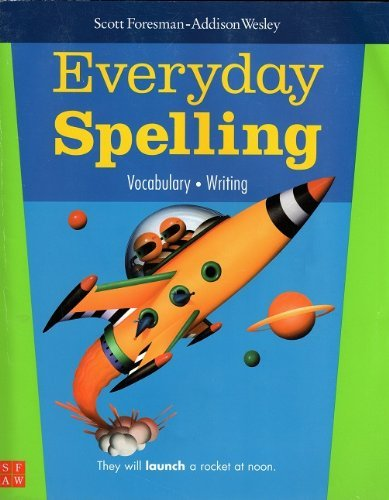9780673601391: Everyday Spelling: Student Edition