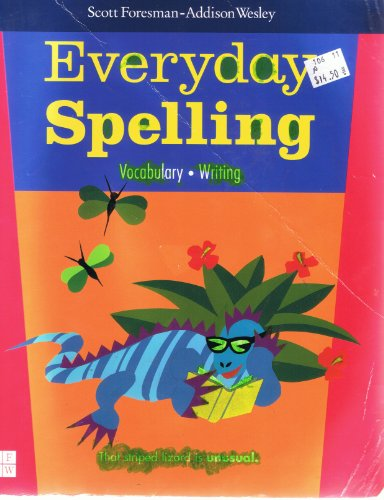 9780673601407: Everyday Spelling