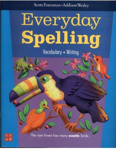 9780673601414: Everyday Spelling: Grade 7