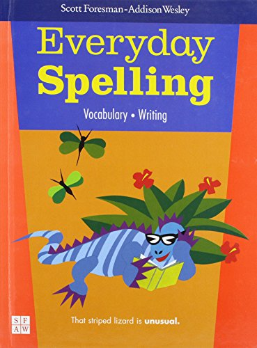 9780673601520: Everyday Spelling, 6th Edition
