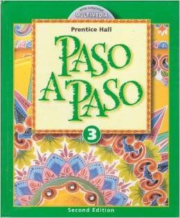 Paso a Paso 3: Assessment Program: Addison-Wesley Educational Publishers,
