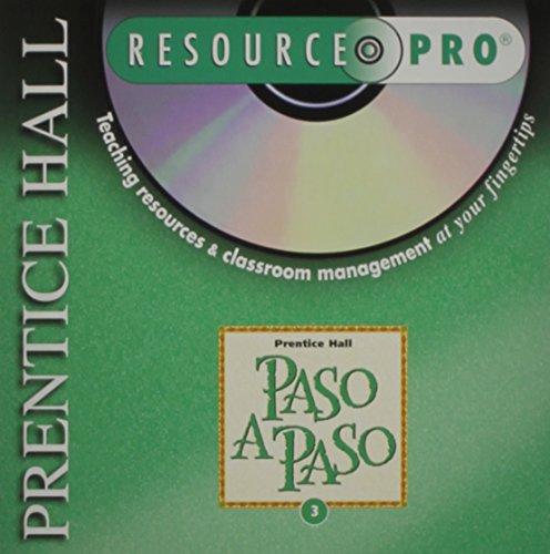 PASO A PASO 2000 RESOURCE PRO CD-ROM LEVEL 3: Addison Wesley