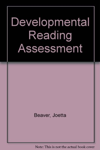 9780673605306: Developmental Reading Assessment