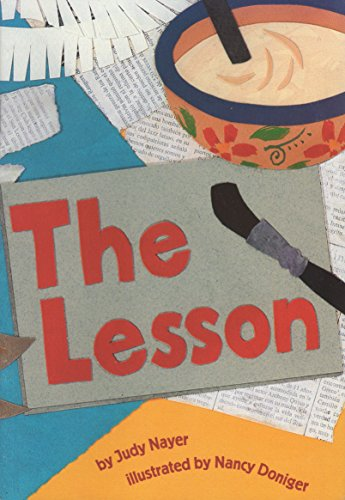 9780673609984: The Lesson (Scott Foresman Reading: Leveled Reader 86a)