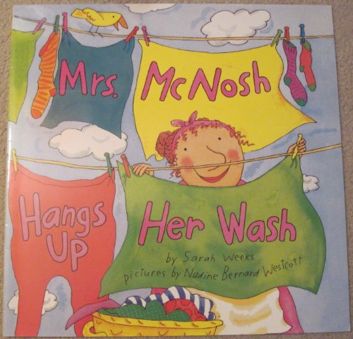 9780673610126: Reading 2000 Big Book Grade K.05 Mrs. McNosh Hangs Up Her Wash