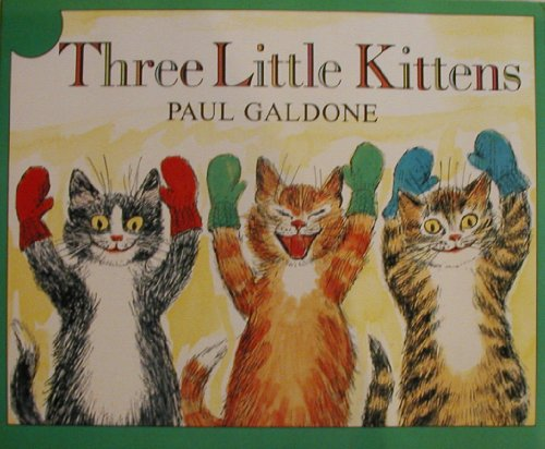 9780673610225: READING 2000 BIG BOOK GRADE K.15 THREE LITTLE KITTENS