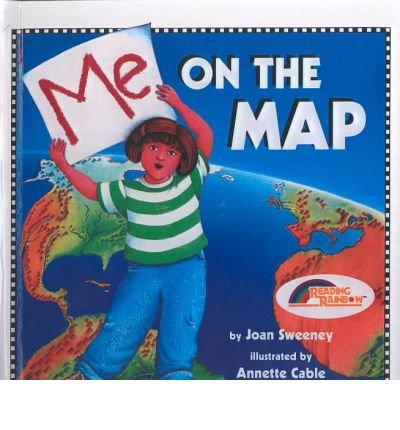 9780673610942: READING 2000 BIG BOOK GRADE 2.1 ME ON THE MAP