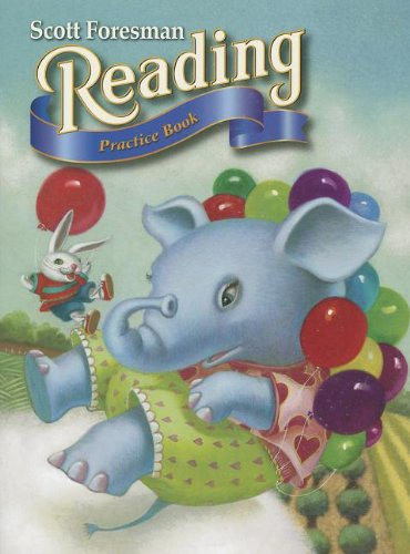 9780673611109: Scott Foresman Reading Practice Book, Grade 1, Part 5