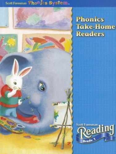 9780673612588: READING 2000 PHONICS TAKE-HOME READERS GRADE 1 (Scott Foresman Phonics Sustems)