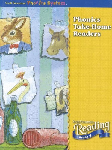 9780673612595: Phonics Take-Home Readers - Scott Foresman Reading, Grade 2