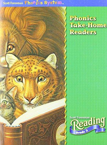 9780673612601: READING 2000 PHONICS TAKE-HOME READERS GRADE 3