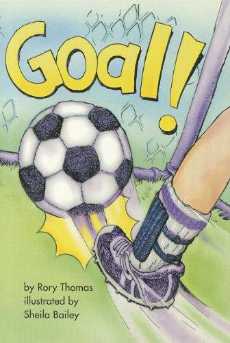 9780673612731: READING 2000 LEVELED READER 1.07A GOAL! (Scott Foresman Reading: Blue Level)