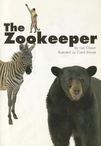 9780673612809: READING 2000 LEVELED READER 1.10B THE ZOOKEEPER (Scott Foresman Reading: Blue Level)
