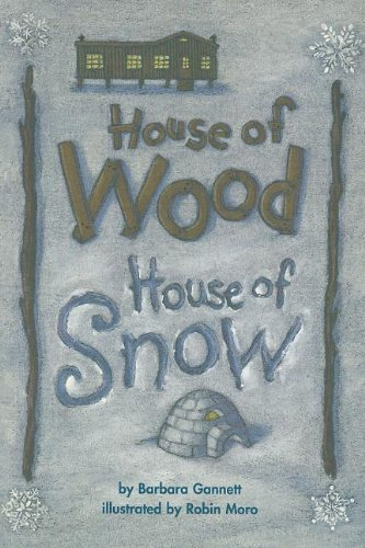 9780673613004: READING 2000 LEVELED READER 1.20B HOUSE OF WOOD, HOUSE OF SNOW (Scott Foresman Reading: Blue Level)