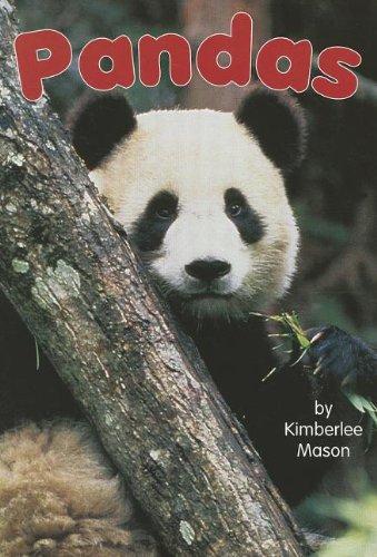 Pandas, Leveled Reader 23A (2000 Copyright): Kimberlee Mason