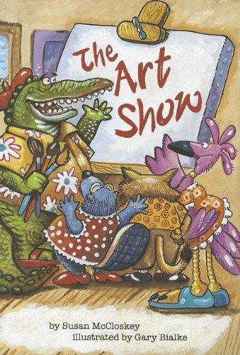 9780673613738: The Art Show