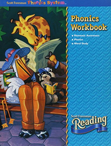 9780673614254: READING 2000 PHONICS WORKBOOK GRADE 1