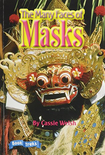 9780673617675: The Many Faces of Masks (Book Treks)