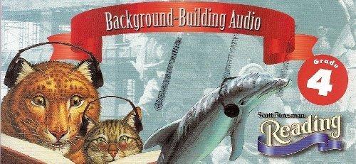 9780673621221: Scott Foresman Reading Background Building Audio Grade 4