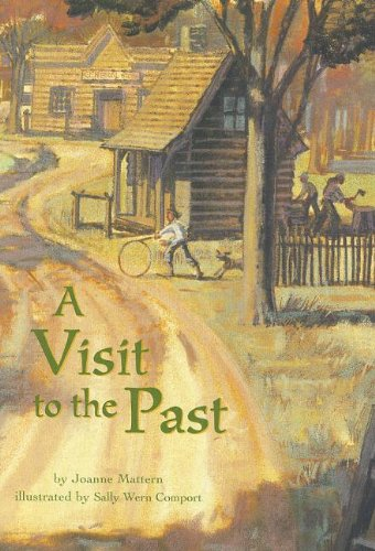 9780673625366: A Visit to the Past (Scott Foresman Reading: Red Level)