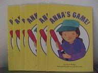 9780673636485: READING 2000 LEVELED READER PKG 2.31B ANNA'S GAME