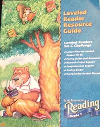 9780673644114: Leveled Reader Resource Guide (Scott Foresman Reading, Grade 1)