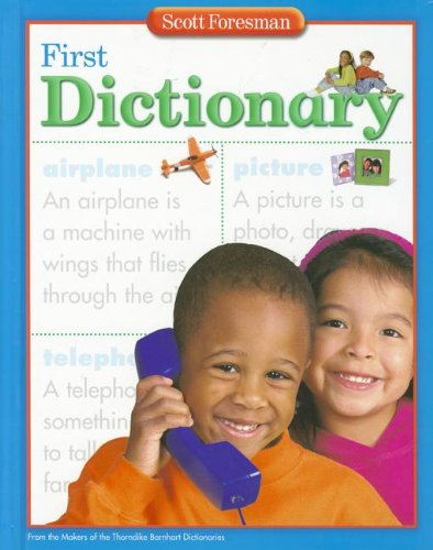 9780673645005: PICTIONARY 2000 SCOTT FORESMAN MY FIRST DICTIONARY SCHOOL HARDCOVER