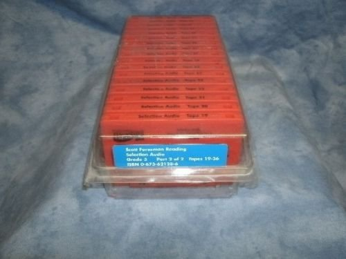 9780673650603: READING 2000 PHONEMIC AWARENESS AUDIO CD GR.3