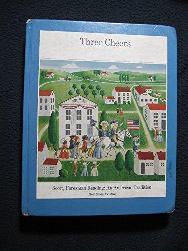 Three Cheers: Scott, Foresman Reading (0673744108) by Richard Allington