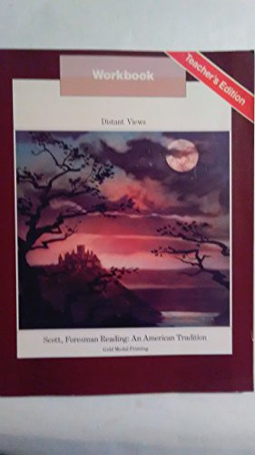 Distant Views, Grade 6, Level 11: Teacher's Edition Workbook With Answers (1989 Copyright): ...