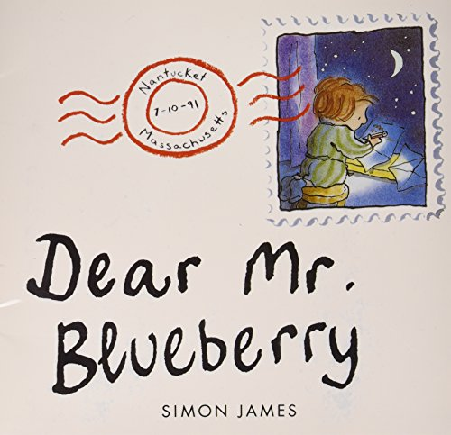 9780673753502: DEAR MR.BLUEBERRY, BIG BOOK, STAGE 2 (Shared Reading/Writing)