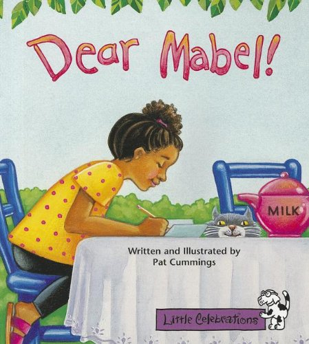 9780673757470: LITTLE CELEBRATIONS, DEAR MABEL, SINGLE COPY, FLUENCY, STAGE 3A (Little Celebrations: Stage 3A)