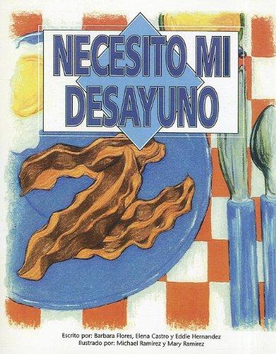 NECESITO MI DESAYUNO, SINGLE COPY, PINATA, STAGE 2: CELEBRATION PRESS