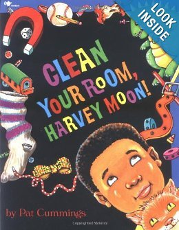 9780673763228: Clean Your Room, Harvey Moon! Big Book, Fluency, Stage 3 (Little Celebrations Guided Reading)