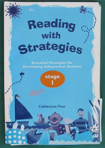 9780673778123: Reading with Strategies Stage 1 1997c