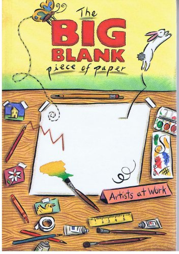 9780673800220: The Big Blank Piece of Paper