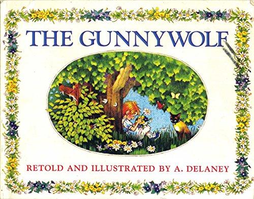 9780673800930: The Gunnywolf (Celebrate reading, Scott Foresman)