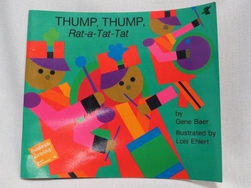 9780673800954: Thump, Thump, Rat-a-Tat-Tat