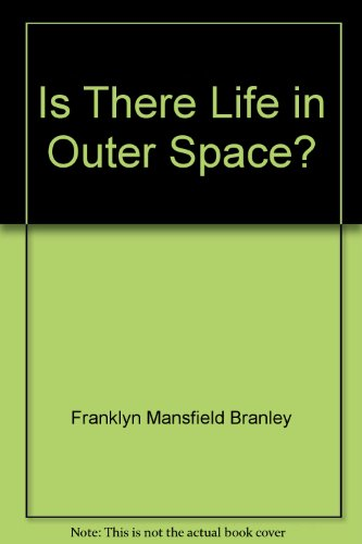 9780673801067: Is There Life in Outer Space?