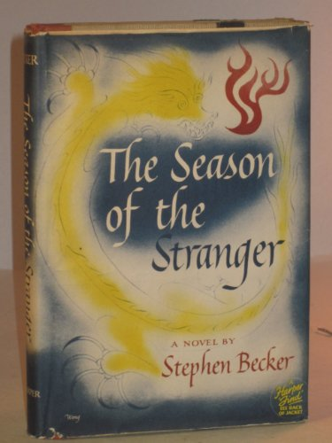 9780673804730: The Season of the Stranger
