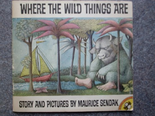 9780673816955: Where the Wild Things Are (Picture Puffins)