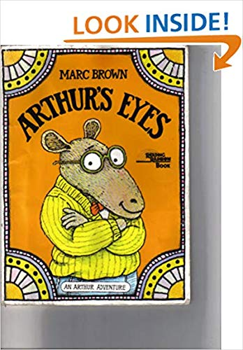 9780673817228: Arthur's Eyes (Reading Rainbow Book) [Paperback] by Marc Brown
