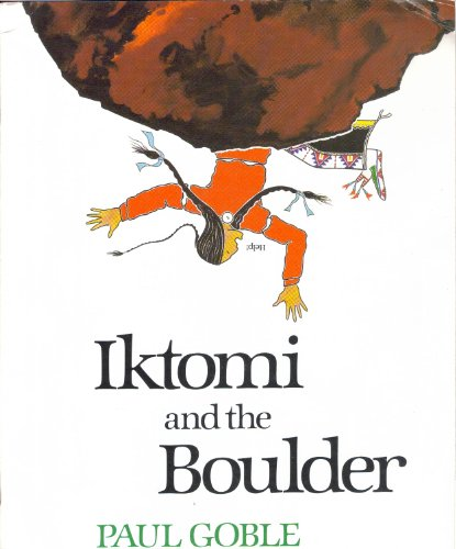 9780673817402: Iktomi and the Boulder (A Plains Indian Story)