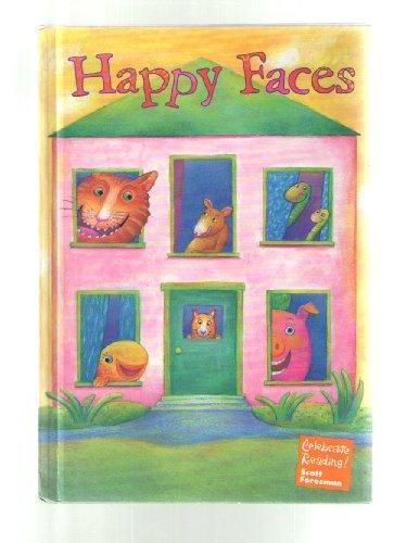 9780673820853: Happy Faces (Celebrate Reading, Book E)