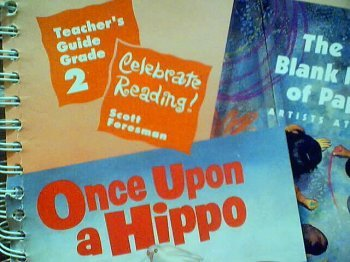 9780673821270: Once Upon a Hippo (Celebrate Reading)