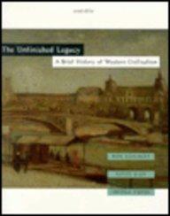 The Unfinished Legacy: A Brief History of: Mark Kishlansky, Patrick