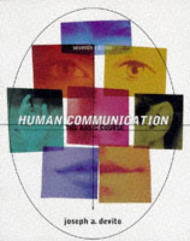 9780673980816: Human Communication: The Basic Course