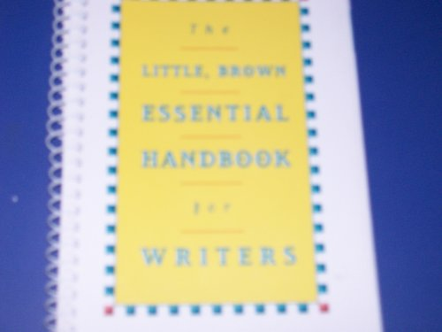 9780673980861: The Little, Brown Essential Handbook for Writers