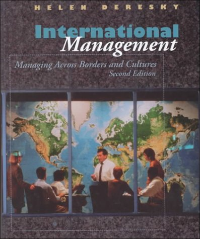 9780673980915: International Management: Managing Across Borders and Cultures